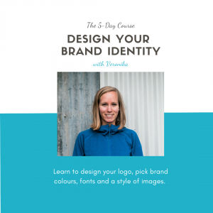 Design your brand identuty course