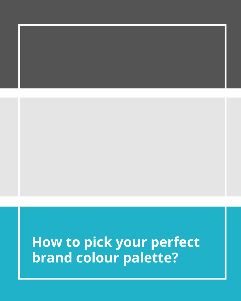 How to pick your perfect colour palette?